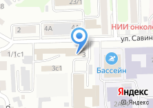 Компания «Адепт Клиника Томск» на карте