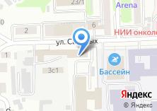 Компания «СибМонтажСервис» на карте