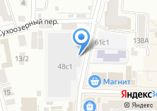 Компания «Королева Сибири» на карте