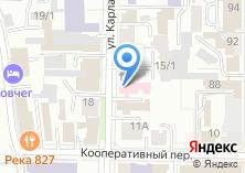 Компания «ЮрИнТайм» на карте