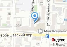 Компания «Томскалмазбурсервис» на карте