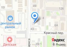 Компания «ТопТоп» на карте
