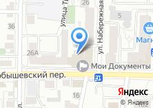 Компания «ТомРеалЭстейт» на карте