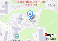 Компания «Штурвал» на карте