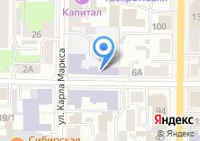 Компания «Средняя общеобразовательная школа №3» на карте