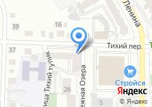 Компания «Di Moda» на карте