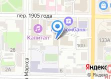 Компания «ПринтМастер» на карте