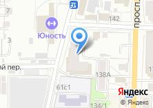 Компания «ЭЛЕКТРОН-95» на карте