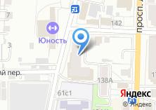 Компания «Автобутик» на карте