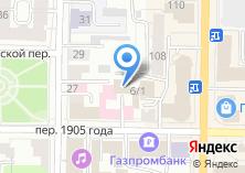 Компания «Литера-М» на карте