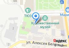 Компания «Отдел судебных приставов Ленинского района г. Томска» на карте