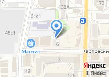 Компания «Лавки» на карте
