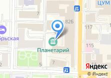 Компания «Национально-культурная автономия греков Томской области» на карте