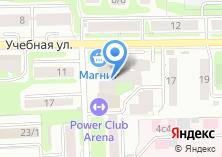 Компания «Томскбурнефтегаз» на карте