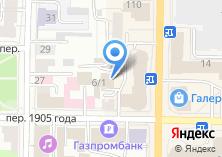 Компания «Солерно» на карте