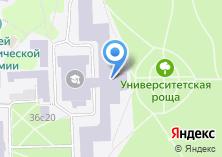 Компания «Томская областная федерация танцевального спорта» на карте