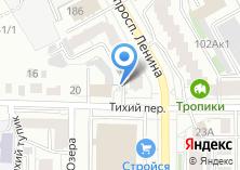 Компания «Авто плюс» на карте