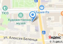 Компания «Федеральный институт повышения квалификации» на карте