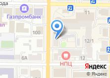 Компания «Айстория» на карте