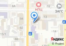 Компания «Томская Кредитная Компания» на карте