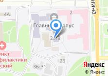 Компания «Укромное местечко» на карте