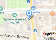 Компания «Вернисаж» на карте