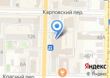 Компания «Студия Стиля» на карте