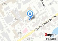 Компания «Korsa» на карте