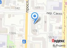 Компания «ДЕКОР-МАСТЕР магазин-мастерская багета» на карте
