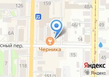Компания «Аверс-1» на карте