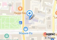 Компания «Турне-X» на карте
