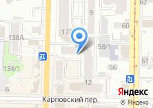 Компания «Бител-сервис» на карте