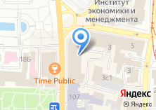 Компания «Княжна» на карте