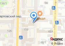 Компания «Аренда+» на карте