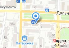 Компания «ТомскСтройцена» на карте