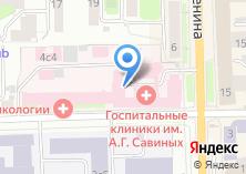 Компания «Живая аптека» на карте