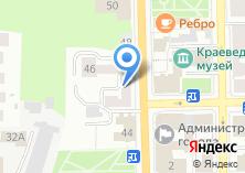 Компания «ШоколадЪ» на карте