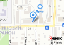 Компания «Салон красоты» на карте