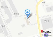Компания «ДеЛюкс-Авто» на карте