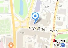 Компания «ETHNO» на карте