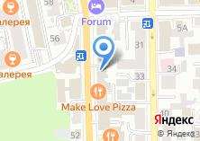 Компания «Анфиска» на карте