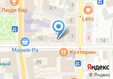 Компания «АртСувенир-Томск» на карте