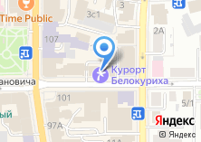 Компания «Представитель» на карте