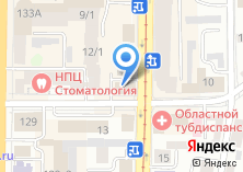 Компания «Департамент ЗАГС Томской области» на карте