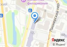 Компания «ТОККО-Аудит» на карте