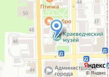 Компания «Томский областной краеведческий музей им. М.Б. Шатилова» на карте