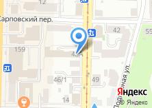 Компания «LoftTomsk» на карте