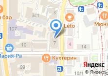 Компания «КБ Дельтакредит» на карте