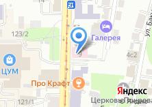 Компания «Томский областной центр дезинфекции» на карте