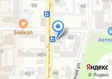 Компания «Строящееся административное здание по ул. Карповский пер» на карте